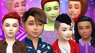 PRIMOS SOBRENATURAIS - #55 - Irmãs Sobrenaturais - The Sims 4