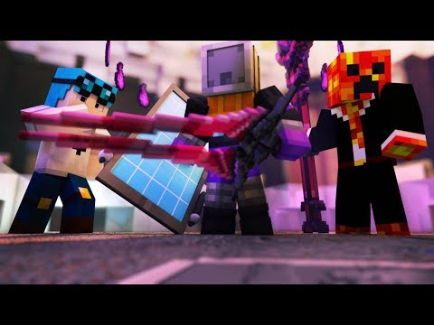 "♪ ""Them Days"" ♪ Original Minecraft Music Video"
