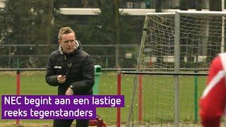 NEC met Sturing en Dijkstra tegen Jong Utrecht