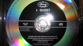"J. Quest ""Anything"" (Spanish Radio Version)"