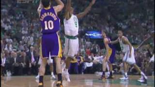 Top 10: Plays from the 2008 NBA Finals