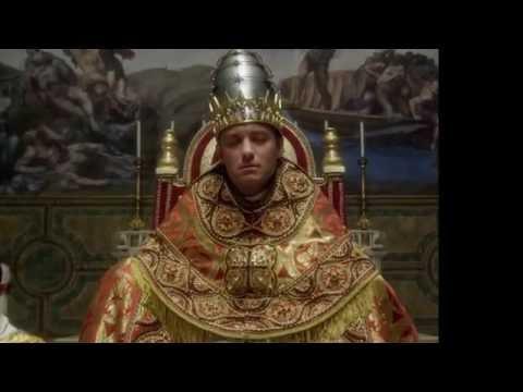 The Young Pope - El joven Papa de Paolo Sorrentino - La nueva serie de la HBO