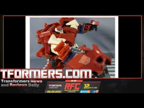 Tformers News Desk - August 29, 2012