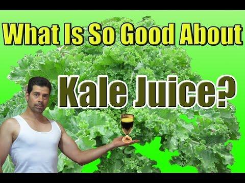 Video 12 Benefits of Kale for Juicing (Health Benefits of Juicing Kale)