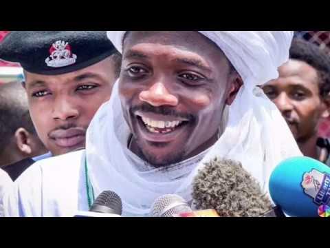 Wakar Ahmed Musa (Sardaunan Matasan Arewa) by Nazir M Ahmed (Sarkin Waka) viral video