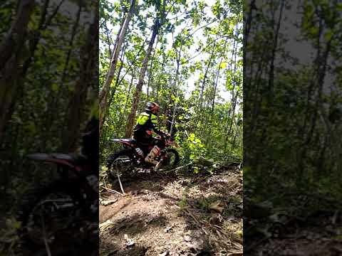 Janoko Saba alas Trail adverture Nusakambangan