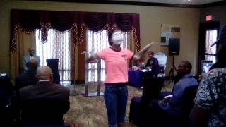 """""""Bless this house"""" by Dorinda Clark ( Anointed Woman of God)"""