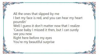 Chris Rice - When Did You Fall Lyrics