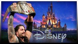 WWE Sold To Walt Disney For $5 Billion Dollars