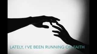 Running on Faith | Eric Clapton | Lyrics ☾☀