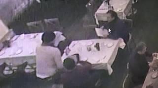 Кража миллиона в ресторане