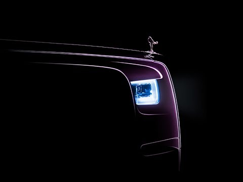 Introducing Rolls-Royce Phantom VIII