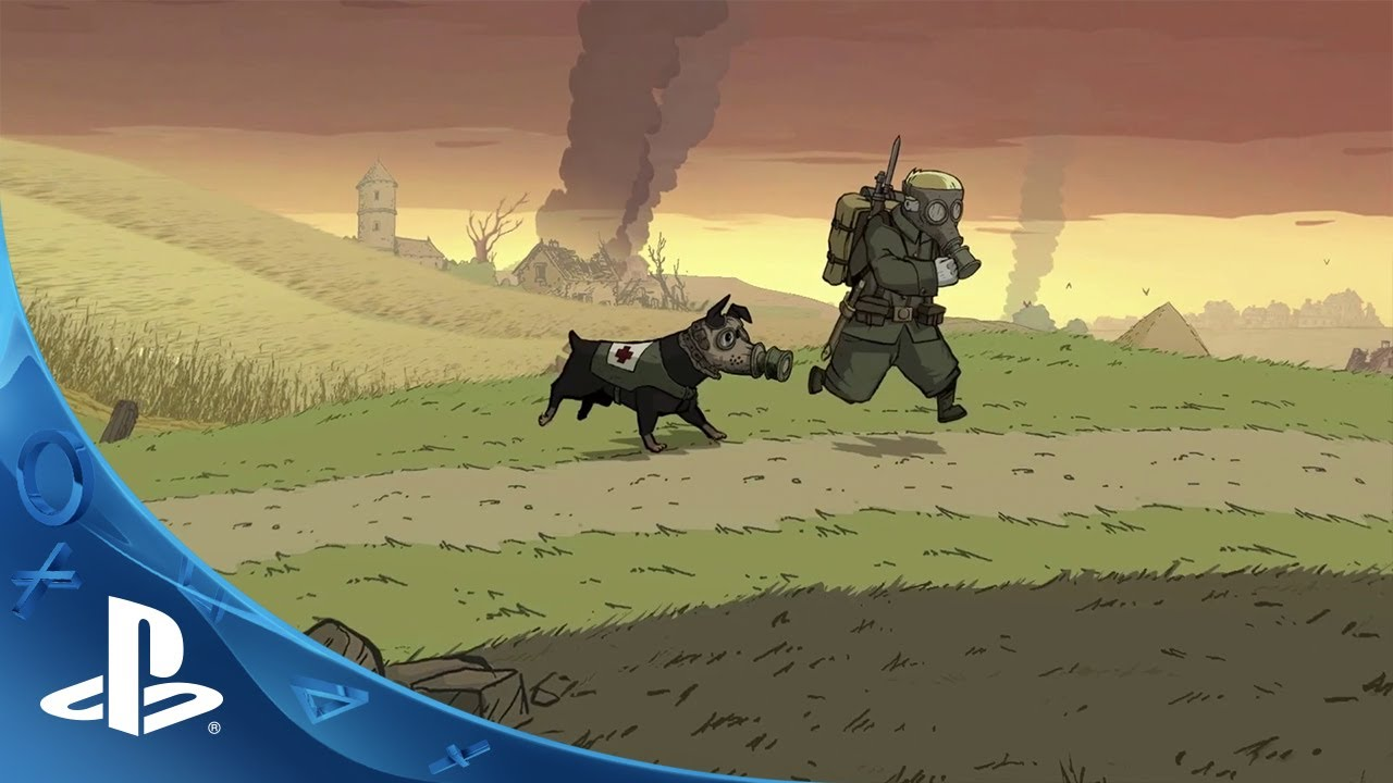 Valiant Hearts: Historical Research & The Dogs In The Trenches