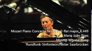 Mozart Piano Concerto No.14 - Maria João Pires(Audio)