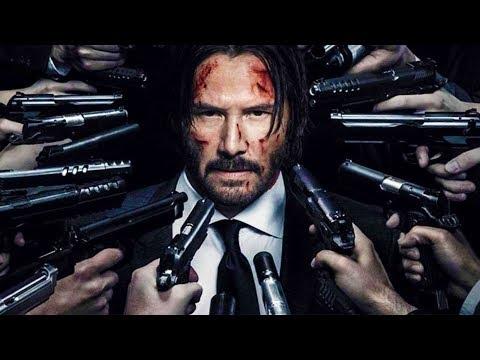 JOHN WICK 3 Clips + Trailers (2019) Keanu Reeves