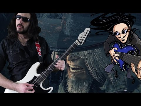 "Bloodborne - Father Gascoigne Theme ""Epic Metal"" Cover (Little V)"