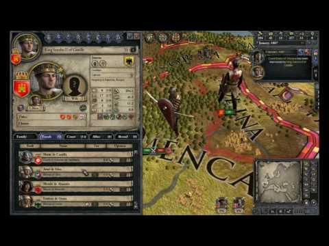 Trailer de Crusader Kings II