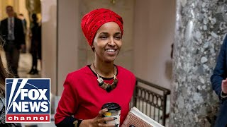 Ilhan Omar paid $878K in campaign funds to new husband's consulting firm: Rpt