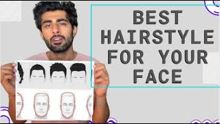 CHOOSE TOP STYLISH HAIRSTYLE FOR YOUR FACE SHAPE   Yeh SCHOOL Mei Bhi ALLOWED Hai   MRIDUL MADHOK