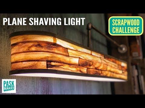 DIY Industrial Light – Scrapwood Challenge Episode Seventeen