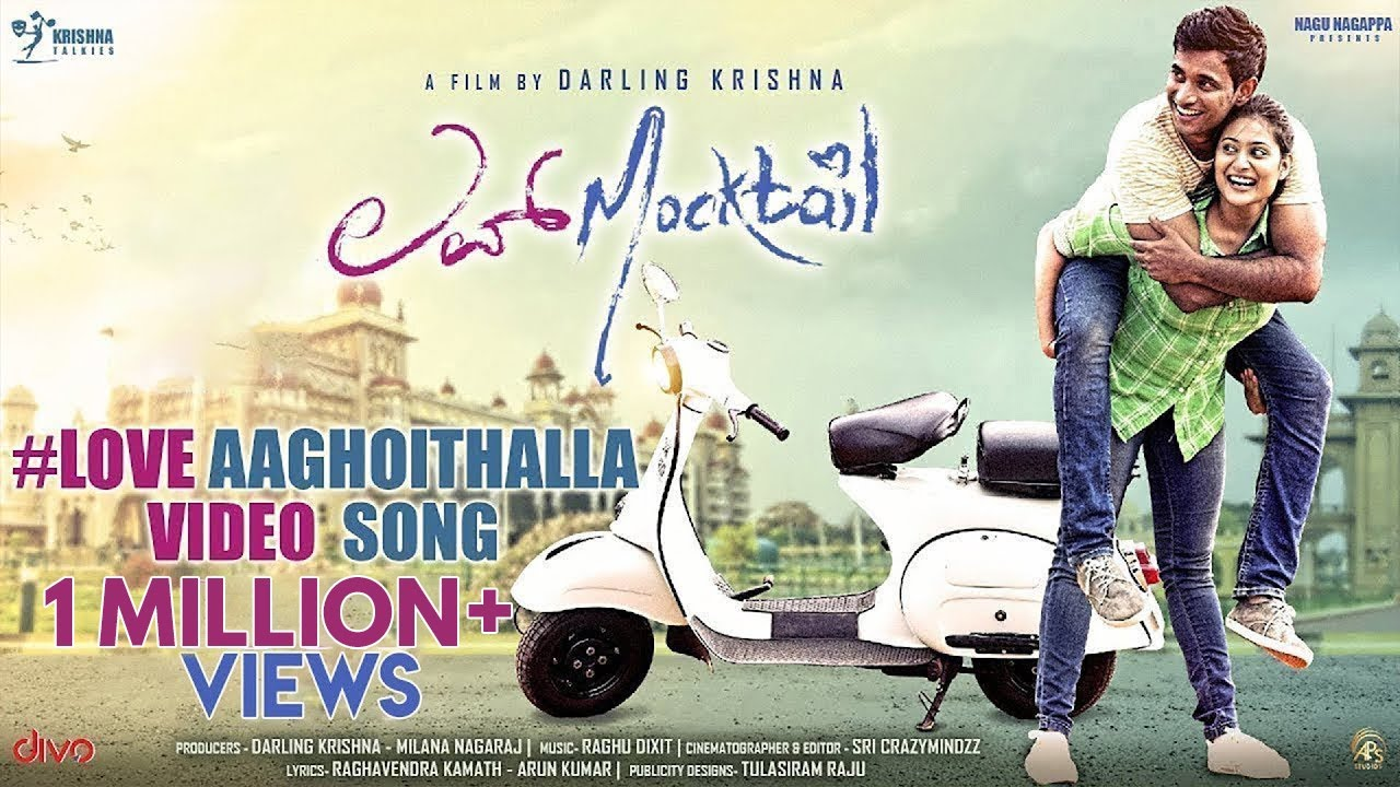 Oh! Oh! Love Aaghoithalla! Lyrics - Love Mocktail - spider lyrics