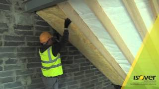 How to Insulate Timber Rafters - ISOVER G3 Metac Touch