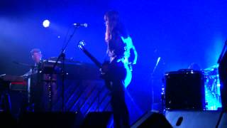 A Commotion - Feist - Enmore Theatre