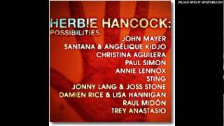 Don't Explain - Herbie Hancock, Lisa Hannigan, Damien Rice