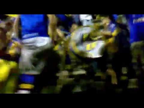 """50 LA HINCHADA DE ATLANTA VS RIESTRA 2015"" Barra: La Banda de Villa Crespo • Club: Atlanta"