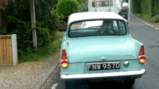 DAISY DARES YOU NUMBER ONE ENEMY FORD ANGLIA
