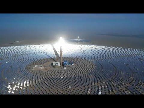 Κίνα: Σε λειτουργία ο πρώτος ηλιακός σταθμός ηλεκτροπαραγωγής!…