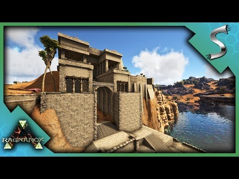 Ragnaroks best new base location massive map expansion + desert cave