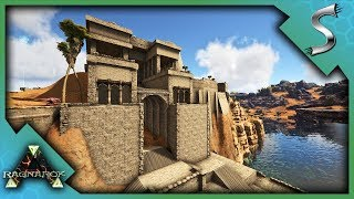 MASSIVE MAP EXPANSION + DESERT CAVE LOCATION   Ark: