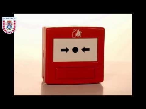 Consejos sobre la utilización de pulsadores de incendio - Bomberos de Leganés