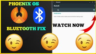 How to fix Phoenix Os wifi problem in hindi | Phoenix Os wifi not