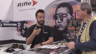 SHOT Show 2018 – Rifle Airgun Ammunition (pellets!!)