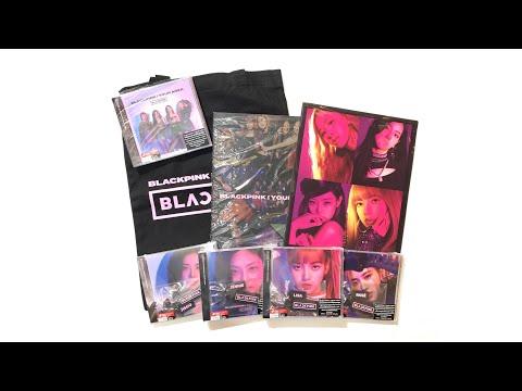 UNBOXING 'BLACKPINK IN YOUR AREA' BLACKPINK JAPAN 1st FULL