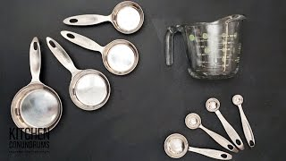 How to Measure Wet and Dry Ingredients – Kitchen Conundrums with Thomas Joseph