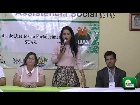 IX CONFERENCIA DE ASISTENCIA SOCIAL 20 E 21 EM BANNACH