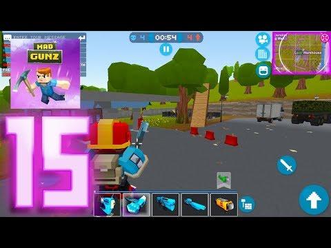 Mad GunZ - Gameplay Walkthrough Part 15 - (Android / IOS)