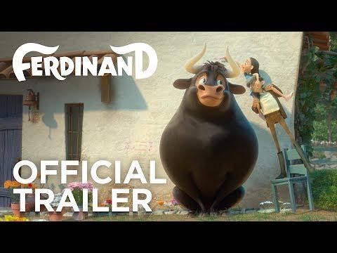 New Official Trailer for Ferdinand