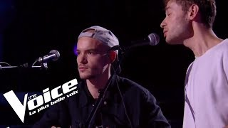 Bee Gees – Stayin' Alive   Kriill   The Voice France 2018   Blind Audition
