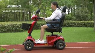 WISKING MOBILITY SCOOTER 4022