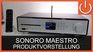 SONORO MAESTRO - die flexible All-In-One Lösung - Produkt-Vorstellung: Thomas Electronic Online Shop