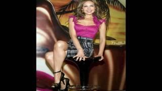 Thalia - Solo Se Vive Una Vez (FotoVideo)