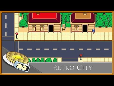Modern City Speed Development - RPG Maker MV - смотреть онлайн на