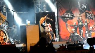 Masters of rock 2012 - Arch Enemy - In This Shallow Grave