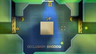 Light and shadow in a mobile game