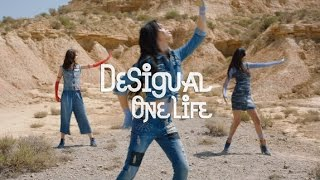 Desigual One Life (Official Music Video) – Exotic Jeans AW16