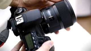 Sigma 35mm f/1.4 DG HSM Lens review (APS-C & full frame, with samples)